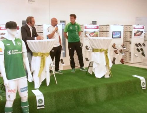 FCSG-Partner und Sponsoren erleben die «World of Walk on air»